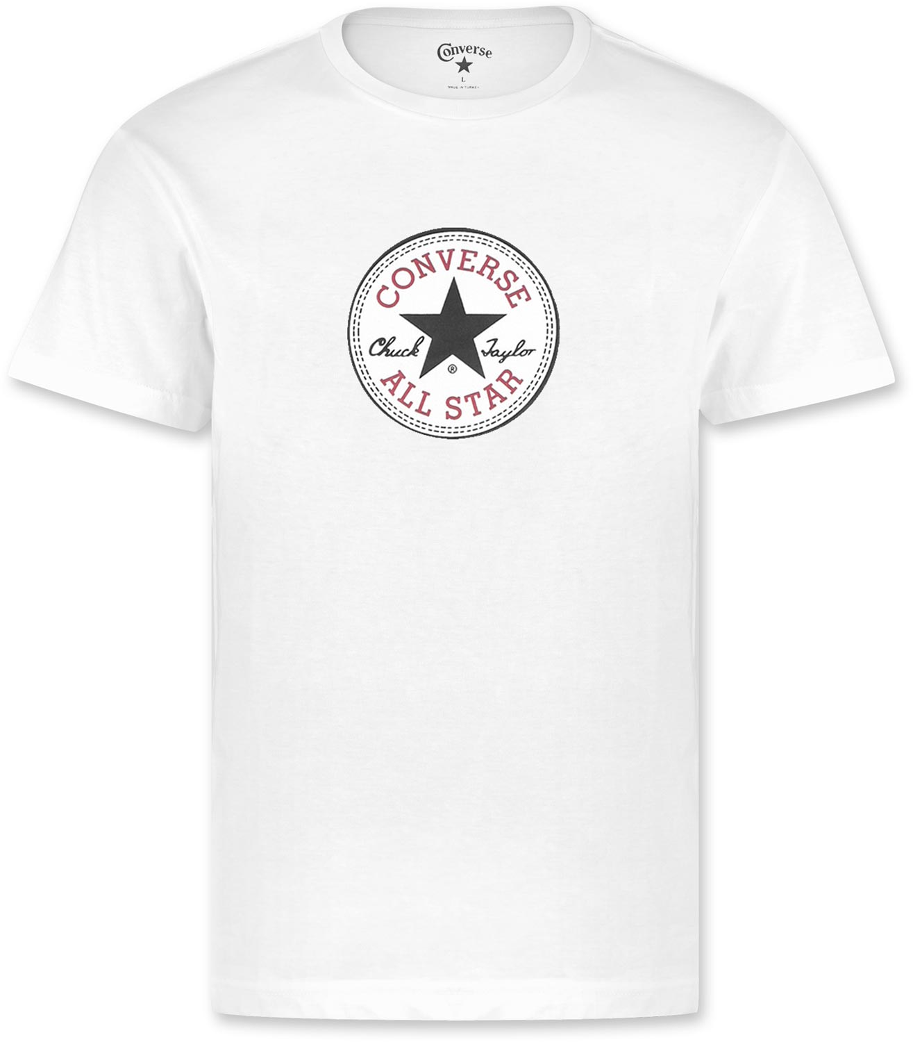 t shirt converse all star homme